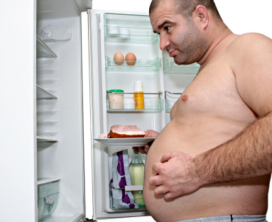 Side note: the gravitational pull of your refrigerator is not responsible for your fatness.