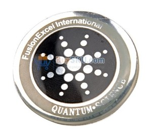 "It says ""quantum science"" on it so you know it's legit."