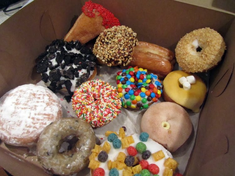 We're also better at donuts than you are.
