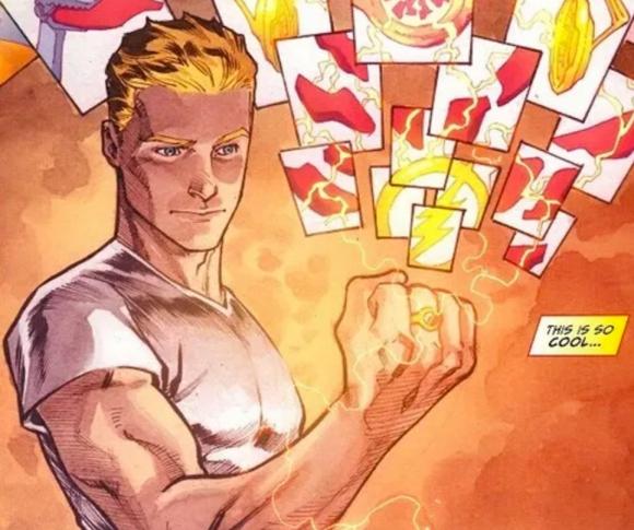 10 - Barry Allen