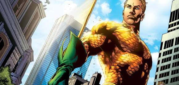 12 - aquaman comic